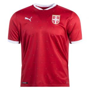 PUMA Serbia 2020/21 Home Jersey