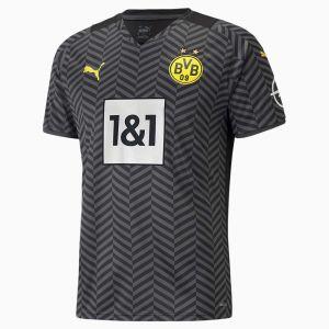 PUMA Borussia Dortmund 2021/22 Away Jersey