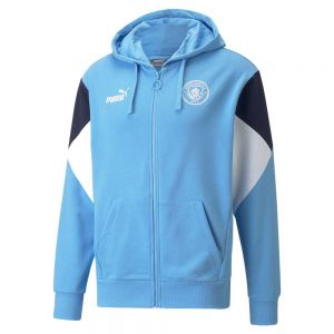 PUMA Manchester City FTBLCulture Full-Zip Hoody