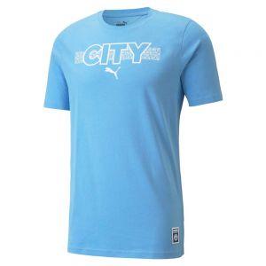 PUMA Manchester City FTBLCore Tee