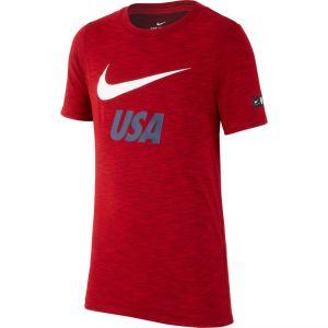Nike Youth USA Preseason Slub Tee
