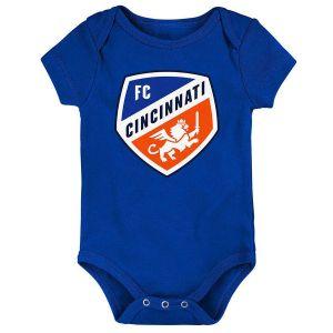 FC Cincinnati Primary Logo Onesie