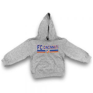 FC Cincinnati Little Kids Headliner Hoodie