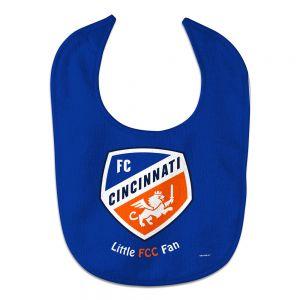 Wincraft FC Cincinnati All Pro Baby Bib