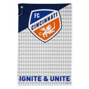Wincraft FC Cincinnati Sports Towel 16 x 25