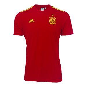 adidas Men's Spain Home Fan Shirt