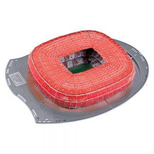 Allianz Arena (Bayern Munich) 3D Stadium Puzzle