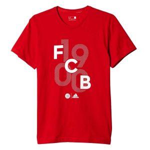 adidas Bayern Munich Graphic Tee