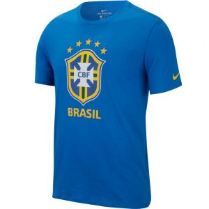 Nike Brazil Youth Crest Tee