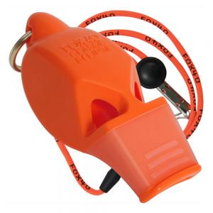 Classic Eclipse Whistle with Lanyard