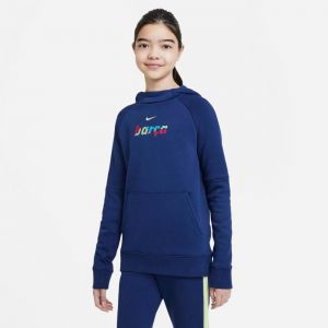 Nike Barcelona Youth Pullover Hoodie