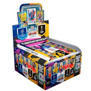 Topps Match Attax 2020/21 Champions League Cards (6 Pack)