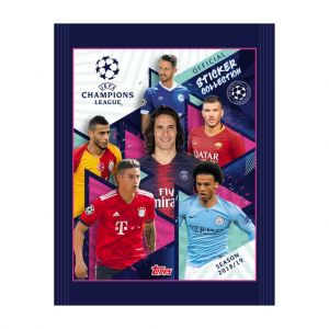 Topps Champions League Stickers 5 Pack