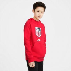 Nike USA Youth Fleece Pullover Hoodie