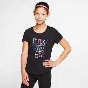 Nike NSW Girls JDI Scoop Tee