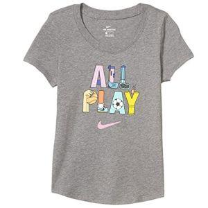 Nike NSW Girls Playground Scoop Tee