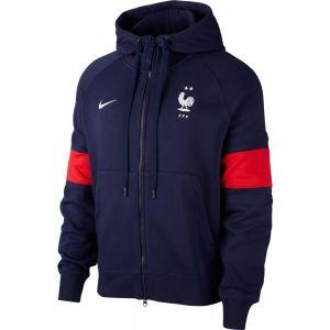 Nike France NSW Air Full-Zip Fleece Hoody