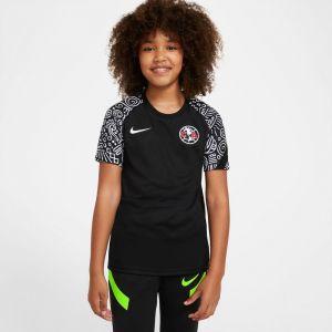 Nike Club America Youth Prematch Top