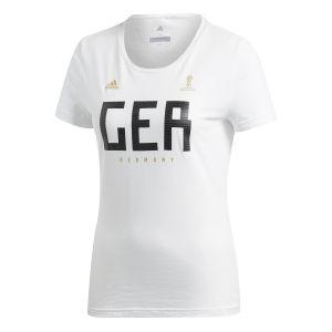 adidas Women's Germany Tee
