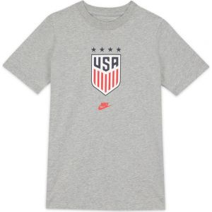 Nike USWNT Youth 4-Star Crest Tee