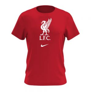 Nike Liverpool Youth Crest Tee