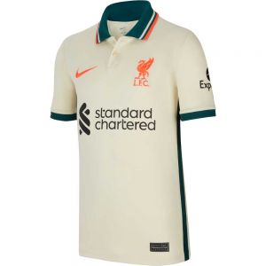 Nike Liverpool 2021/22 Youth Away Jersey