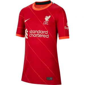 Nike Liverpool 2021/22 Youth Home Jersey