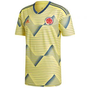 adidas Colombia 2019 Home Jersey