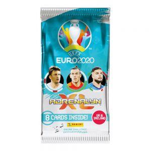 Euro 2020 Cards (8 Per Pack)