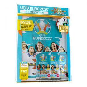 Euro 2020 Starter Pack Album + 26 Cards