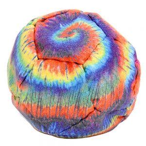 Tye Dye 12 Panel Footbag