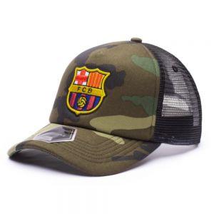 Fi Collection FC Barcelona Camo Trucker