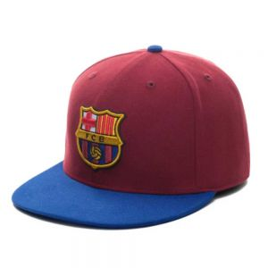 Fi Collection FC Barcelona Team Snapback