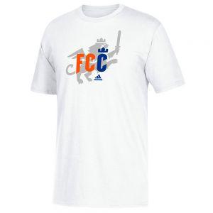 adidas FC Cincinnati Lion Crest Ultimate Tee Youth