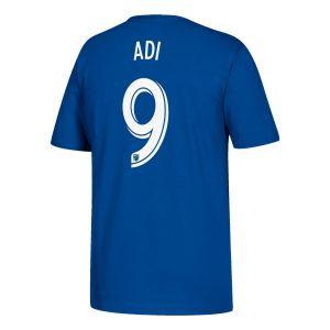 adidas FC Cincinnati Name and Number Tee - Adi 9