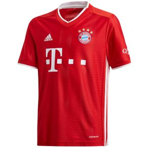adidas FC Bayern Munich 2020 Youth Home Jersey