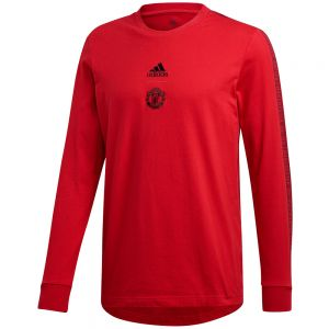 adidas Manchester United SSP L/S Tee