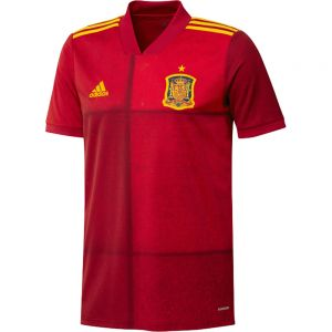 adidas Spain 2020 Home Jersey