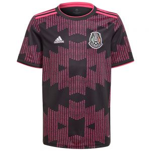 adidas Mexico 2021 Youth Home Jersey