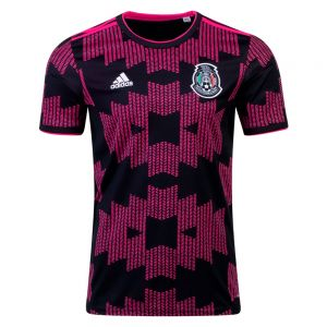 adidas Mexico 2021 Authentic Home Jersey