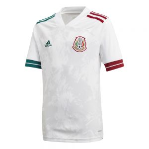 adidas Mexico 2020/21 Youth Away Jersey