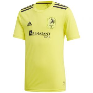adidas Nashville SC 2020 Youth Home Jersey