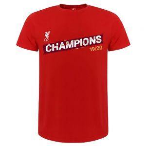 Liverpool 2019/20 Premier League Champions Tee