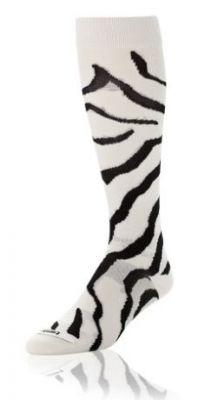 Twin City Zebra Sock