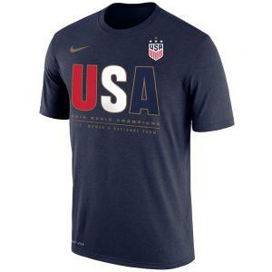 Nike Men's USWNT 2019 World Champions Tee