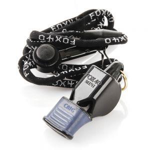 Mini Fox 40 Whistle w/ CMG & BW Lanyard