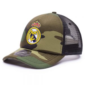 Fi Collection Real Madrid Camo Trucker