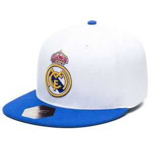 Fi Collection Real Madrid Team Snapback