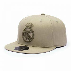 Fi Collection Real Madrid Desert Snapback