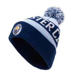 Fi Collection Manchester City Bench Warmer Knit Beanie